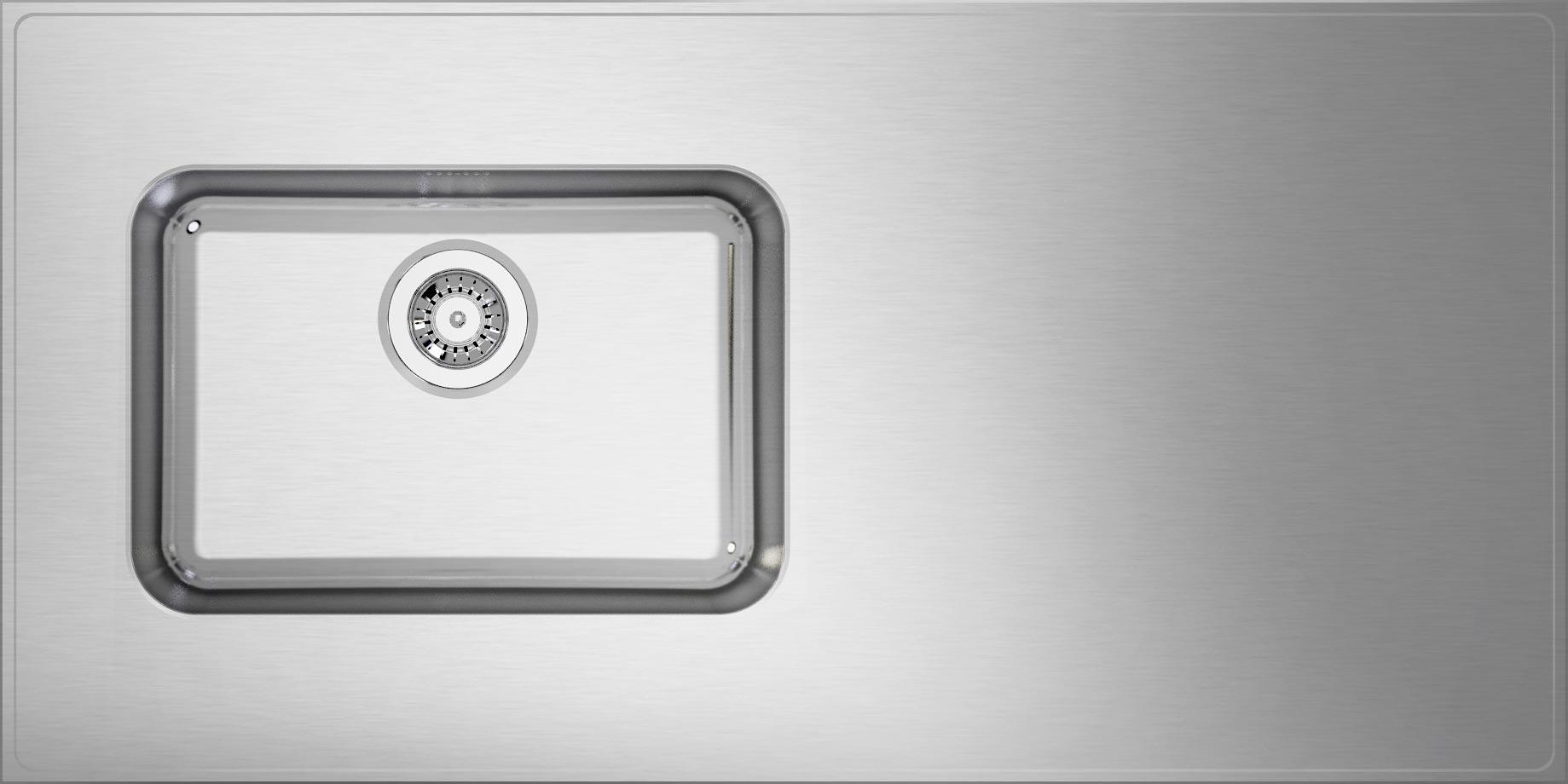 Rostfritt i köket - LIB Luck & InredningsBolaget