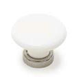 Ballao, Porslin vit/förkromad högblank