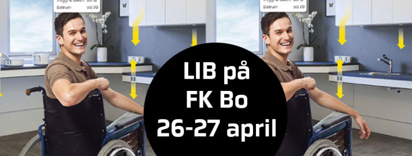LIB på FK Bo i Umeå, 26-27 april