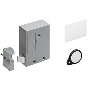 RFID lås för luckor