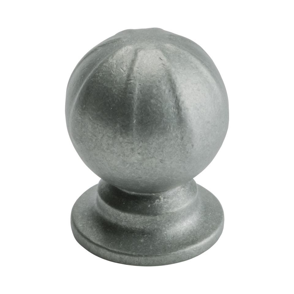 Knopp Banister-33 antik grå