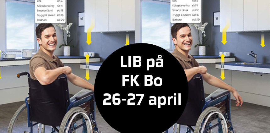 LIB på FK Bo i Umeå, 26-27 april